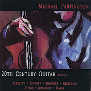 20th Century GuitarMICHAELPARTINGTON