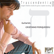 Trascendentia Cristiano Porqueddu CD Set