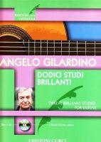 Le Edizioni Curci pubblicano gli Studi Brillanti di Angelo Gilardino
