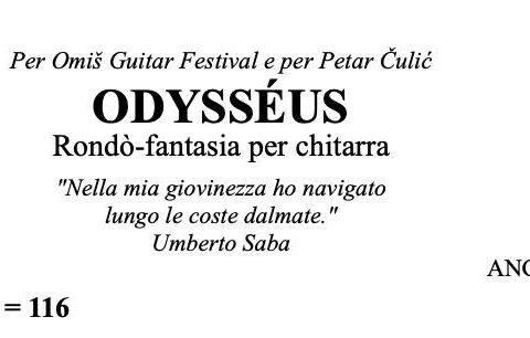 Odysséus Rondò-Fantasia